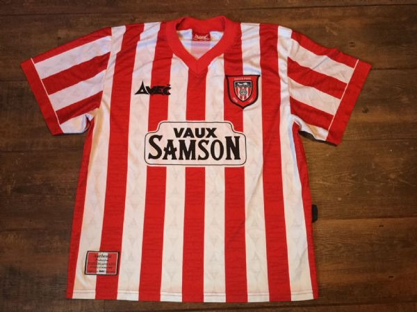 1996 1997 Sunderland Home Football Shirt Adults Medium